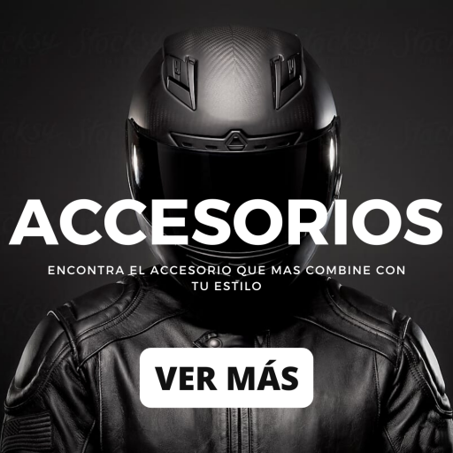 CASCOS Y ACCESORIOS
