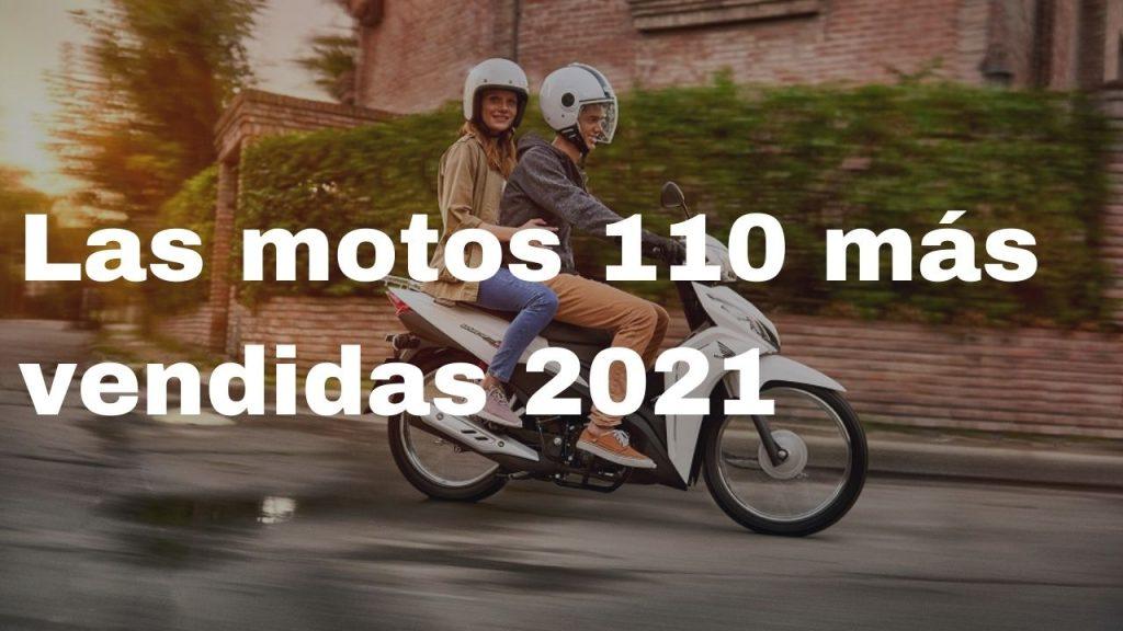 las motos 110 más vendidas